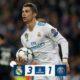 Real Madrid v končnici tekme strl odpor francoskega velikana. Foto: facebook profil FC Real Madrid