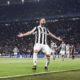 Veselje Gonzala Higuaina ob zadetku Juventusa. Foto: FC Juventus