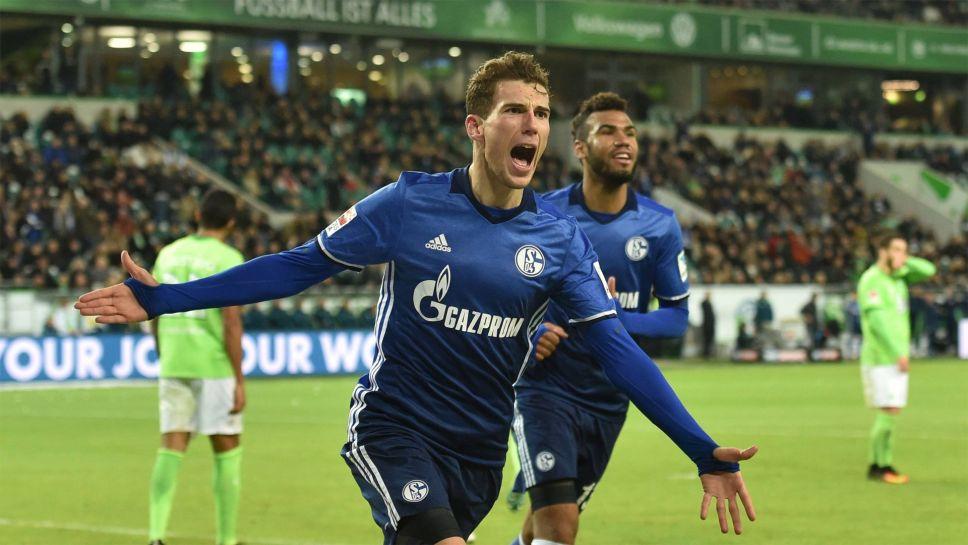 Dvoboj med Wolfsburgom in Schalkejem bo zagotovo derbi dneva v nemški Bundesligi. Foto: vszi