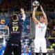Luka Dončić (desno) se po koncu letošnje sezone odpravlja v NBA ligo. Foto: Real Madrid