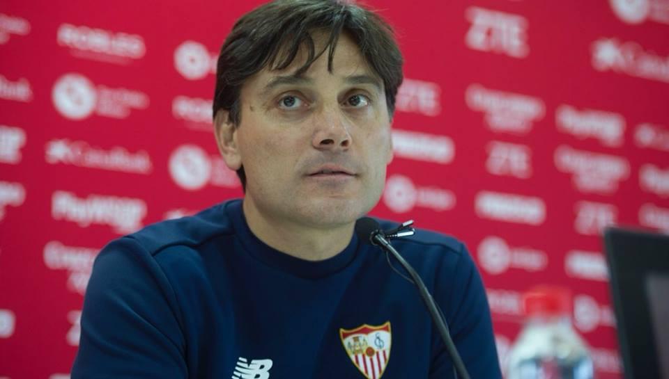 Varovance Vincenza Montelle čaka nocoj zelo težko delo. Foto: FC Sevilla