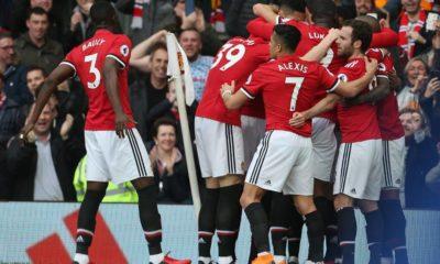Rdeči vragi so na sobotnem derbiju proti Liverpoolu igrali odlično. Foto: FC Manchester United