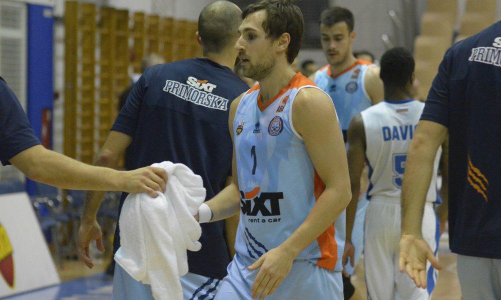 Rogaška je v letošnji sezoni že premagala Sixt Primorsko, in sicer v prvem dvoboju rednega dela Lige Nova KBM. Foto: Tine Turk/KK Sixt Primorska