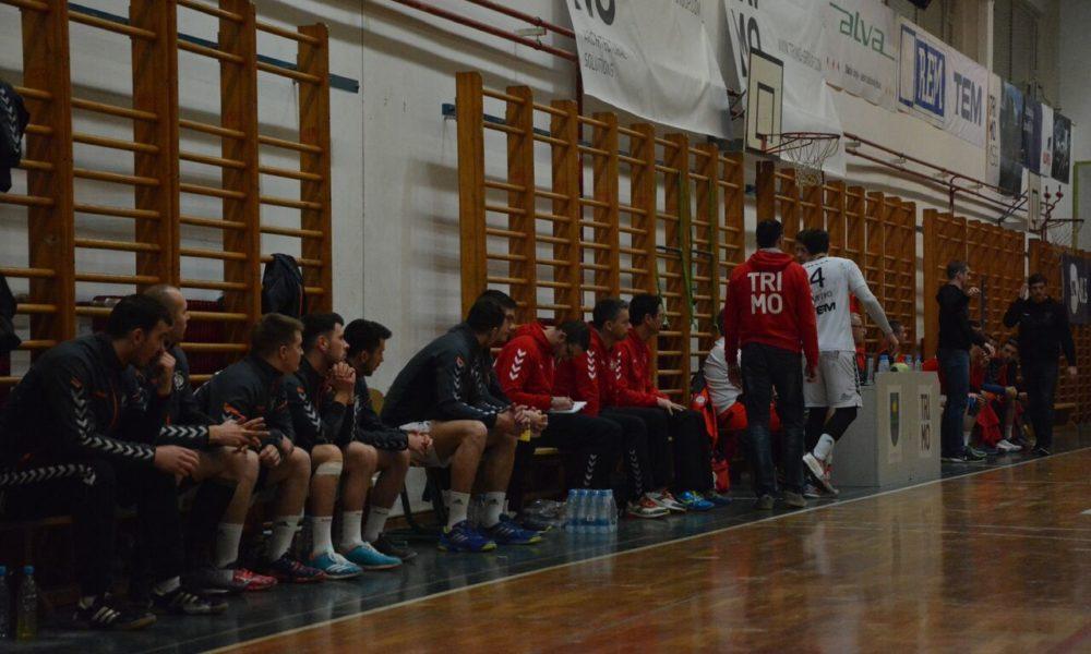Trebanjski rokometaši se danes odpravljajo na zahtevno gostovanje v Šmartno. Foto: RK Trimo Trebnje