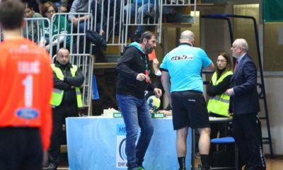 Veselin Vujović bo dane poizkušal še drugič v tej sezoni presenetiti Gorenje. Foto: RD Koper 2013