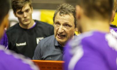 Marku Šibili se znova ni uspelo uvrstiti v ligo za prvaka. Foto: Boštjan Selinšek/RK Maribor Branik