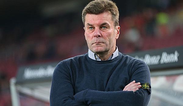 Dietru Heckingu se bo v primeru današnjega poraza nad Hoffenheimom zelo majal stolček pri Borusii. Foto: szi