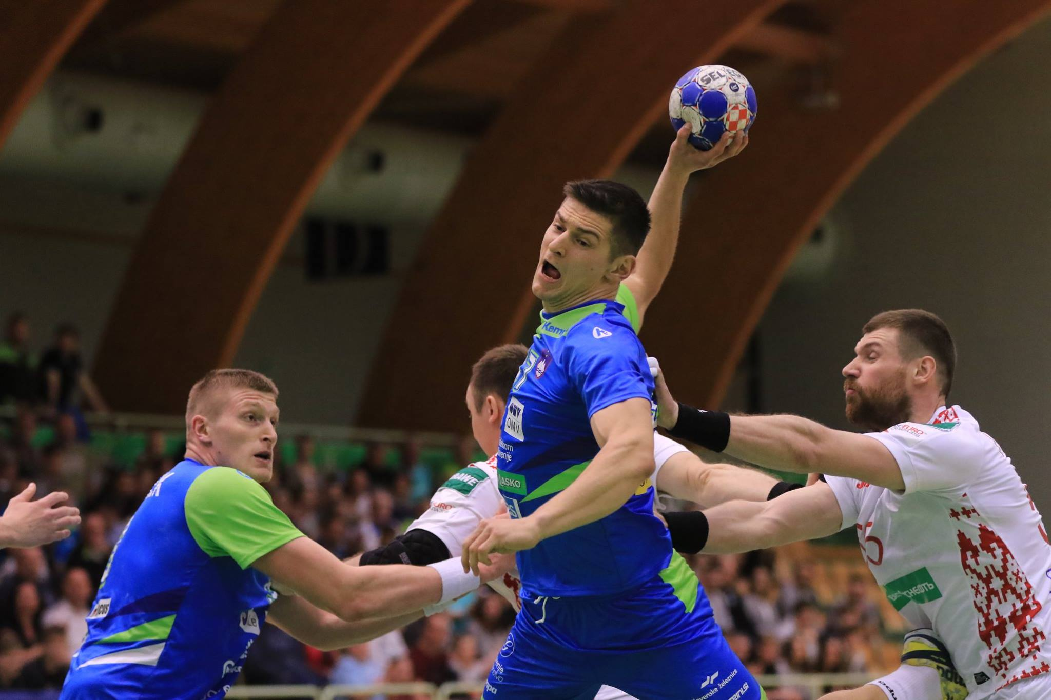 Aleks Kavčič bo prihodnjo sezono igral za Velenjčane. Foto: Igor Martinšek