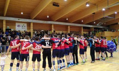 Ivančani bodo po treh letih znova zaigrali v NLB ligi. Foto: RK SVIŠ Ivančna Gorica