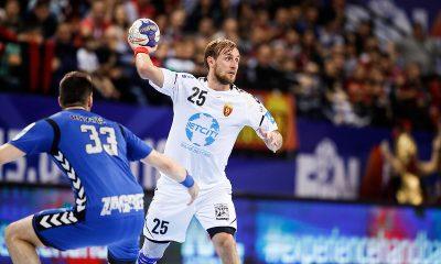 Luka Cindrić je popeljal Vardar do 4. naslova v SEHA ligi. Foto: SEHA liga