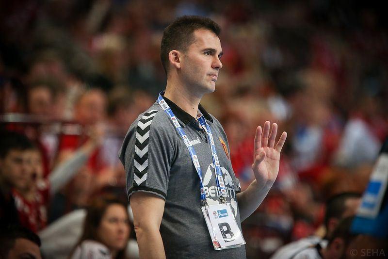 Raul Gonzales se v prihodnji sezoni opravlja k novim izzivom naproti. Foto: Balkan Handball